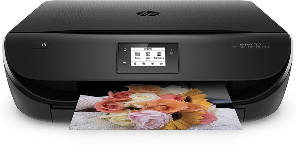 hp envy 4520 all-in-one printer reviews