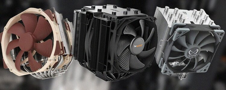 best cpu coolers for the i7 8700K featured image