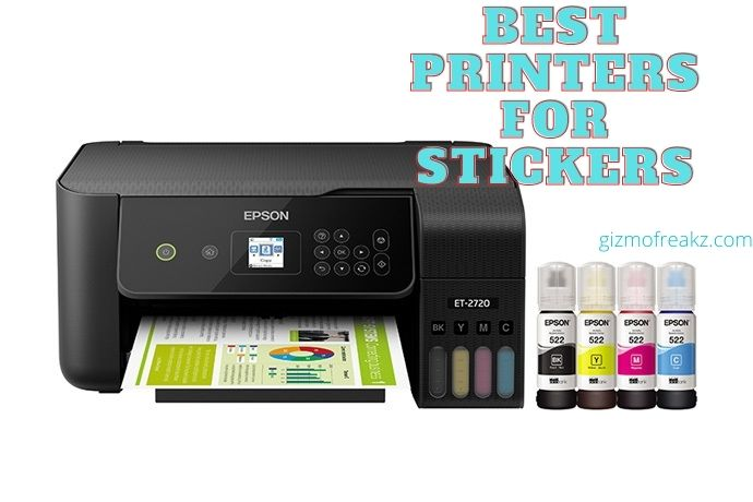 Best 6 Printers for Stickers featured image