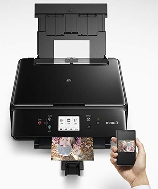 User printing on Canon 2986C002 PIXMA TS6220 printer from phone