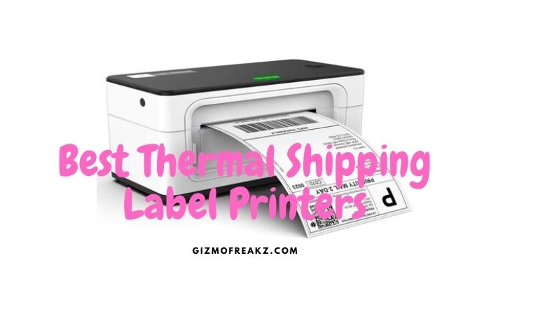 Best Thermal Shipping Label Printer featured image