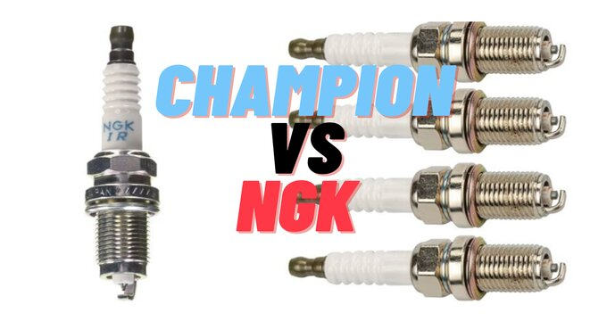 ngk vs champion spark plugs featured image